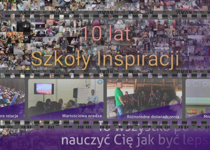 10 Lat Szkoły Inspiracji – Film Promocyjny