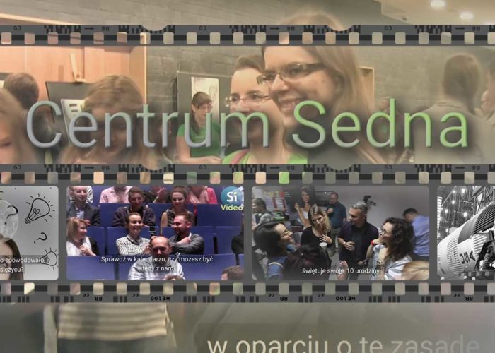Centrum Sedna – Film Promocyjny